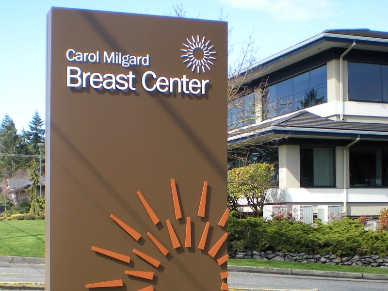 Carol milgard breast cancer center