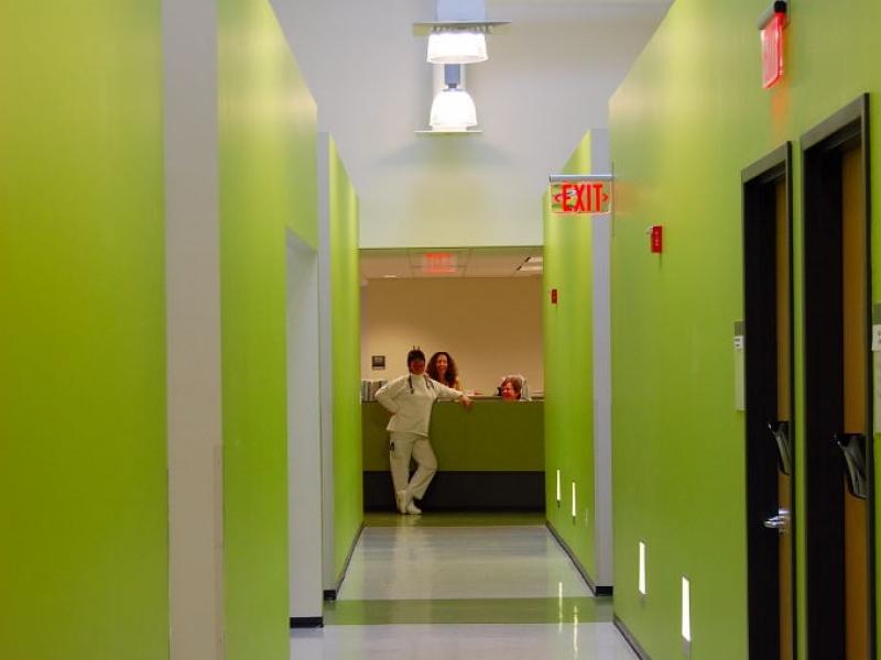 Thundermist Health Center The Center For Health Design