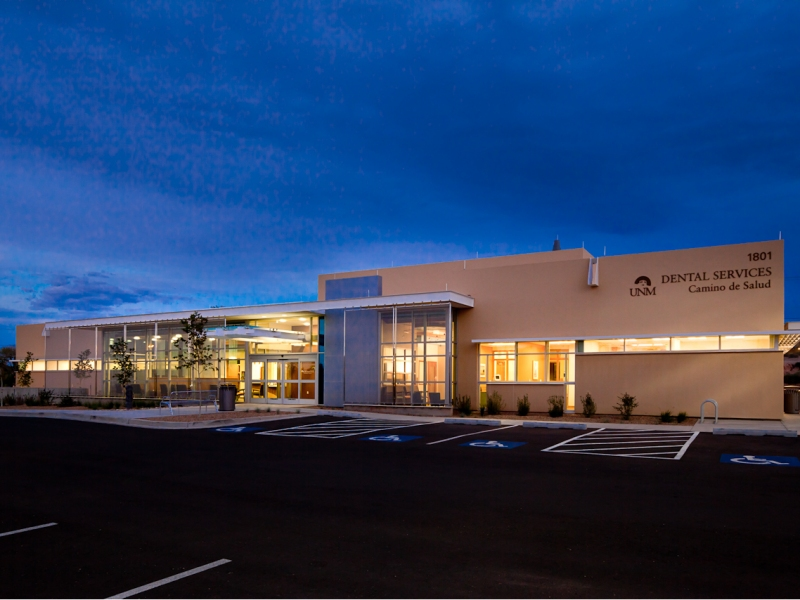 University of New Mexico, Dental Clinic and Surgery Center