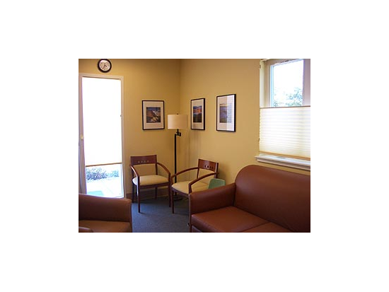 Mental Health / Consult / Private Waiting Area