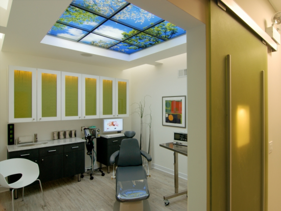 ORA Oral Surgery and Implant Studio Operating Room 1