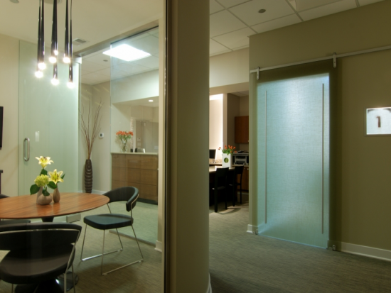 ORA Oral Surgery and  Implant Studio Patient Finance Area