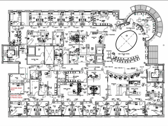 Floor Plan-Second Floor