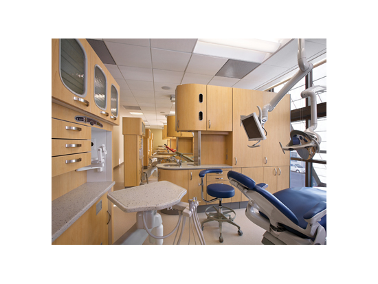 Dental Examination Bays
